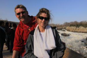 John and Rhonda